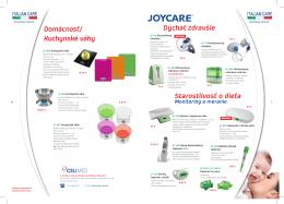 Katalóg Joycare