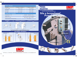 prima inserter - IMP Kontakt cz