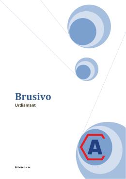 Brusivo Urdiamant