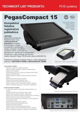 PegasCompact 15