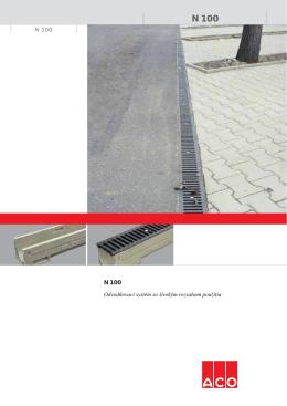 aco drain® n100 - TOMMAR Slovakia, sro
