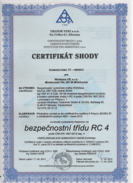 keyTec VSP SGHK, RC4 Stáhnout/otevřít