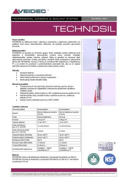 Technosil