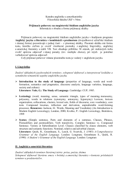magister UAP.pdf - Katedra anglistiky a amerikanistiky