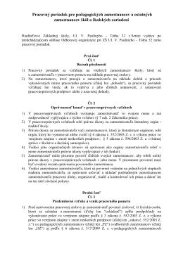 Stiahnuť (PDF, 462KB) - Základná škola ul. VP Tótha Senica