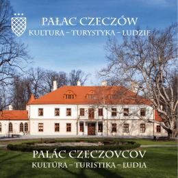 Pałac Czeczów w Kozach