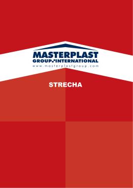 STRECHA - Masterplast