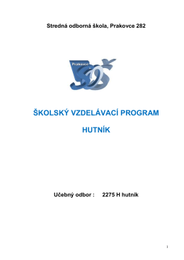 Stredná odborná škola, Prakovce 282