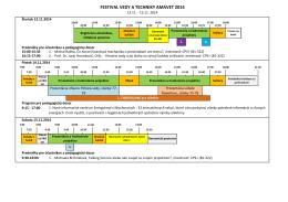 Program podujatia [PDF] - Festival vedy a techniky