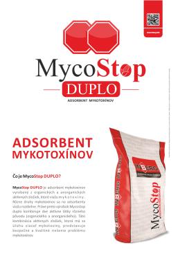 Čo je MycoStop DUPLO?
