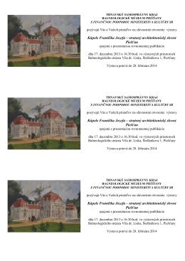 Pozvánka pdf - Matusovo kralovstvo