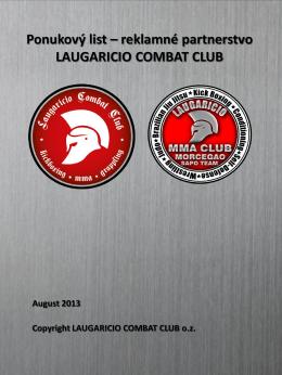 kliknite sem - LAUGARICIO COMBAT CLUB