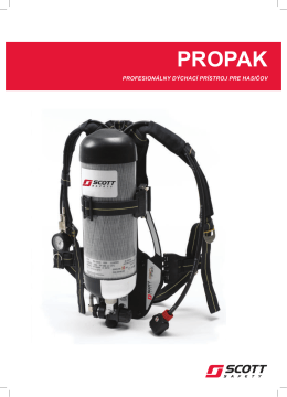 PROPAK - Scott Safety