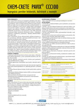 CHEM-CRETE PAViX® CCC100