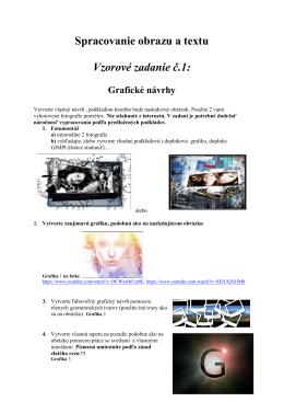 SOX3 zadanie č.1