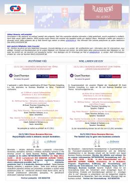 Nr. 4/2012 - Slovensko-Rakúska obchodná komora