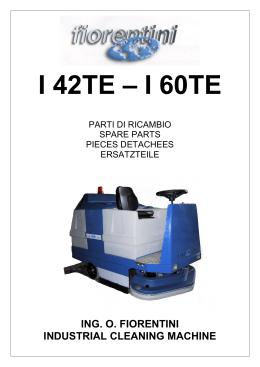 I 42TE – I 60TE - Fispo Clean Slovakia