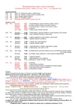 Farské oznamy od 29.09.2013 do 04.10.2013 (.pdf)