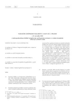 Stiahnuť PDF - European Systemic Risk Board