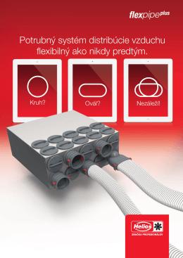 Katalóg FlexPipe - ventilatory