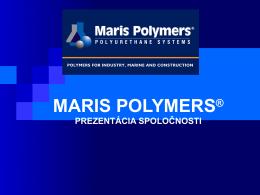 MARISEAL SYSTEM - polyurethanesystems.sk