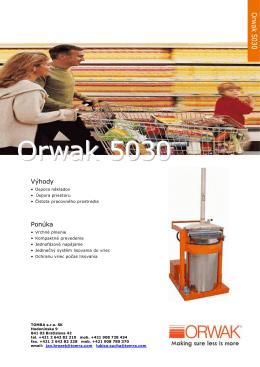 Orwak 5030