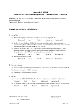 Uznesenie a zápisnica z 12.06.2014 (.pdf)