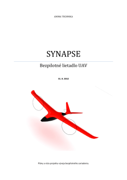 SYNAPSE - Animarobotics