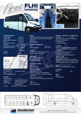 Prospekt o vozidle vo formáte PDF