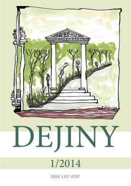 pdf - 12 MB - Dejiny - Internetový časopis