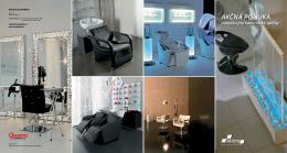 AKČNÁ PONUKA nábytku pre kadernické salóny
