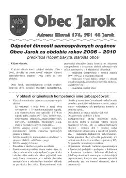 Odpočet 2006-2010