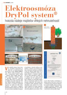 Podrobnejšie informácie o DryPol systéme