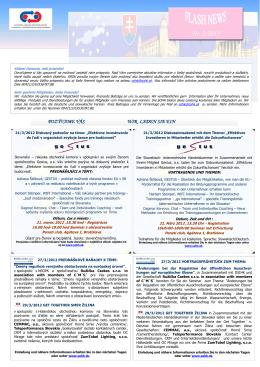 Nr. 2/2012 - Slovensko-Rakúska obchodná komora