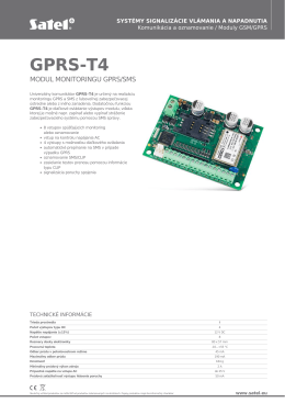 GPRS-T4