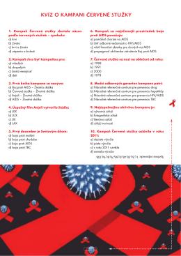 Kvíz o kampani Červené stužky [.pdf]