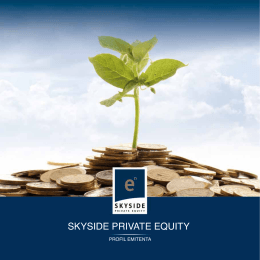 SKYSIDE PRIVATE EQUITY