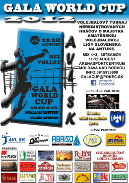 Gala World Cup 2012