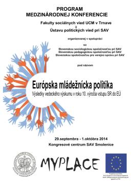 Európska mládežnícka politika