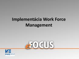 Manažment servisných technikov v praxi