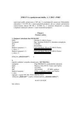 Zmluva MyMamy Vravka FSR3 web
