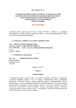 42/UoZ/2011 - Úrad práce, sociálnych vecí a rodiny
