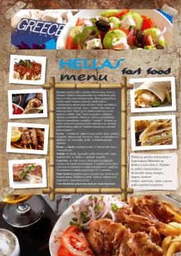 Hellas je grécka reštaurácia v Liptovskom Mikuláši na Bellovej ulici