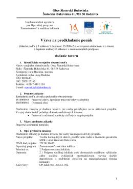pracovné pomôcky - Šiatorská Bukovinka