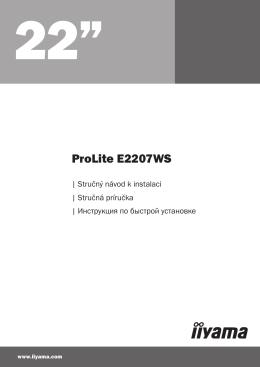ProLite E2207WS