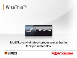 WiseThin™
