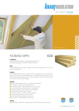 Katalóg výrobkov KNAUFINSULATION vo formáte pdf