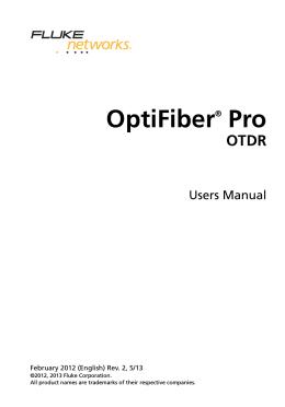 Fluke-OptiFiber-UMEN..