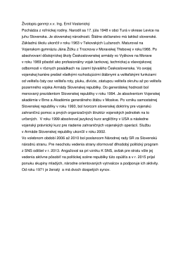 CV - psn.sk