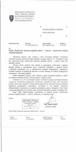 EduArt - Združenie samosprávnych škôl Slovenska
